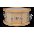 "7"" x 14"" Birdseye Maple Stave Snare Drum"