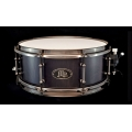 5 1/2″ x 13″ Maple Dyed Black Stave Snare Drum