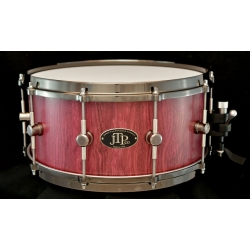 "6 1/2"" x13"" Purpleheart Stave Snare Drum"